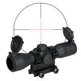 o vermelho do Mil.-PONTO 6X32 ilumina o espaço do rifle da caça para Cl1-0170 ao ar livre