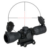 Mil-PUNKT 6X32 Rot leuchten die Bereich-Jagd Riflescope für im FreienCl1-0170