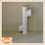 2 * 2 * 1-1 / 2 pouces Taille PVC Montage Réduction sanitaire Tee