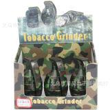 Металл камуфлирования джунглей точильщика табака травы формы гранаты 3 слоев