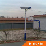 6m Pool 30W LED Street Light met Solar