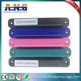 Long support anti-collision lu de tag RFID de fréquence ultra-haute d'ABS de gammes à tout matériau extérieur