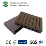 Полое Wood Plastic Composite Decking для Outdoor (HLM126)