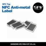 Nfc anhaftendes Haustier-Aufkleber Anti-Metall Ntag216 ISO14443A