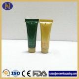kosmetisches Plastik-PET 10ml Gefäß mit schraubender Schutzkappe