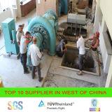 Turbina de Francisco hidráulica para la central hidroeléctrica