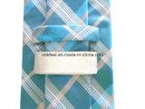 100% Seide Laticefringe Colorful Check Tie für Business Man