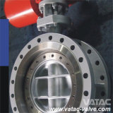 Großes Awwa C504 Butterfly Valve mit Flange Ende (D41)