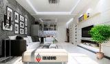 Revêtement d'aluminium de décoration intérieure de l'argent 3mm d'Ideabond