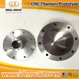 Het Metaal CNC die van het Titanium van de precisie Delen machinaal bewerken