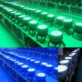 120X3w 단계 DJ 빛 세척 직업적인 LED Parled
