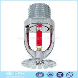 Response standard Fire Sprinkler per Fire Fighting