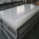 オパールまたは白くか黒い乳白色の白いカラー鋳造または突き出されたアクリルのボード