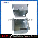 Het stempelen CNC van de Fabrikant van het Deel het Stempelen van het Metaal het Frame van het Metaal van het Deel