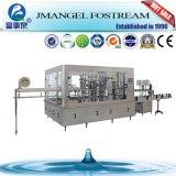 Animal de estimação automático cheio máquina tampando de enchimento engarrafada da água
