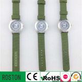 Neueste Form kundenspezifische Nylonsport-Uhr der Auslegung-2015