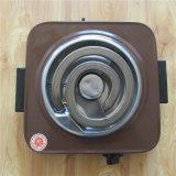 Forno dell'interno della cucina della mini singola piastra riscaldante elettrica registrabile della bobina