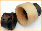 De nylon Uitwisseling van de Koppeling van het Toestel van Conbined van het Staal Flexibele met het Type van Ktr Bowex