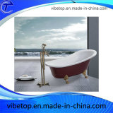 목욕탕 Brass Stainless Steel Shower Arm와 Shower Head