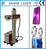 Neue konzipierte Miniportable Laser-Markierungs-Markierungs-Maschine