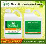 Protection d'enduit de construction contre l'ion de chlorure, jet hydrophobe de silicium nano acide d'alcali