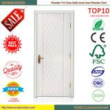 PVC-Tür-automatische Tür MDF-PVC-Türen