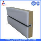 Silber anodisiertes Aluminiumprofil 6063