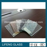 장식적인 Patterned Glass 또는 Rolled Glass/Figured Glass
