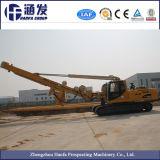 ¡Exportado a los United Arab Emirates! Perforadora de la pila rotatoria hidráulica de Hf168A para la venta