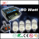 80 Watt Car Light Hide ein Way Light Xenon Strobe Light