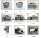 Válvula termostática del control de la temperatura para las piezas de automóvil del compresor de aire (LGTC121-F)