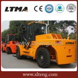 2016년 Ltma 새로운 디자인 16 톤 디젤 엔진 포크리프트 가격