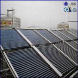 Nuevo tipo colector solar a presión de cristal del tubo de calor del tubo de vacío del metal