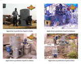 Gold centrifuge Concentrator pour River Gold Ore Separation