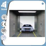 Elevatore dell'automobile di capienza 3000kg con rivestimento d'acciaio verniciato