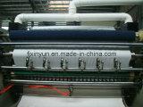 Linha de produção econômica da máquina de Mking do papel de tecido facial da dobradura
