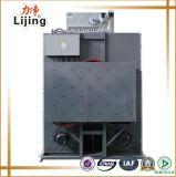 El secador del rodillo, cae la secadora, máquina del lavadero para la ropa de sequía