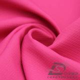 Вода & Ветр-Упорной напольной Sportswear ткань 100% Pongee полиэфира жаккарда вниз сплетенная курткой (E017D)