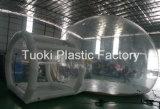 Bevroren Opblaasbare Transparante Koepels, Eskimo Plastic Tenten (rc-009)