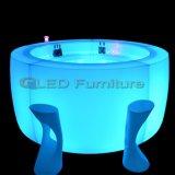RGB más los muebles blancos del vector LED de la barra de cambio del color para la venta