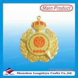 2016 최신 요리사를 위한 디자인에 의하여 주문을 받아서 만들어지는 금속 메달