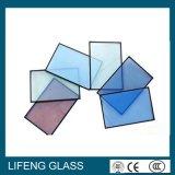 Baixo-e vidro energy-saving brilhante para o indicador do edifício