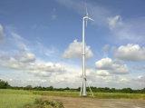 vento 5kw e sistema híbrido solar