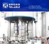Automatische Plastikflasche gereinigte Mineralwasser-Füllmaschine