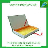 La cerimonia nuziale del contenitore di imballaggio del regalo dei monili favorisce la multi scatola di cartone di carta