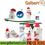 Best Selling 2016 High Output Snowman Shaped USB Flash Drive