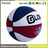 Baloncesto butílico de la vejiga de la PU de la talla colorida 5