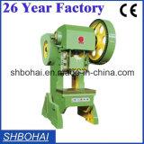 Jb23 movimentação mecânica de Wih da máquina da imprensa de potência da série 100t (J23-100T)