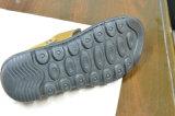Sandalia Microfiber material superior Fh10035 de cuero de la playa de los hombres