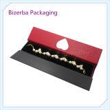 Caja de empaquetado de la cartulina del papel del anillo al por mayor de la joyería
